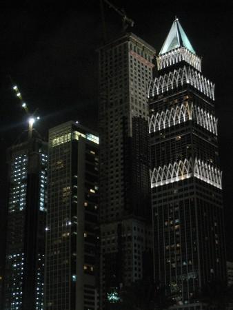 Skyscraper in Dubai, United Arab Emirates (UAE)