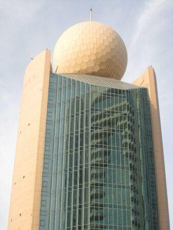 Deira Etisalat Tower in Dubai, United Arab Emirates