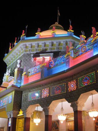 India Pavilion at the Global Village in Dubai, United Arab Emirates