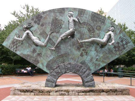 Centennial Olympic Park in Atlanta photo