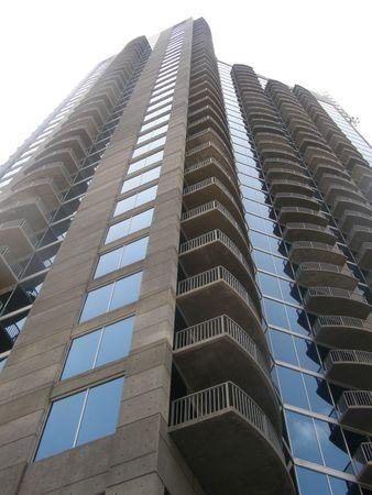 Skyscraper in Atlanta, Georgia photo