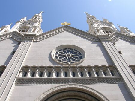 St Peter and Paul Church in San Francisco photo