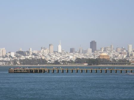 San Francisco Skyline photo