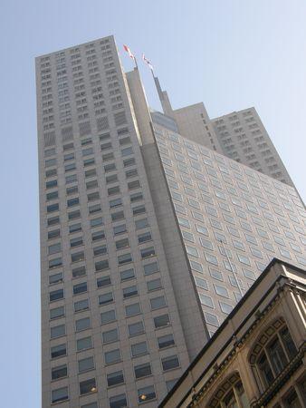 Skyscraper in San Francisco, California photo