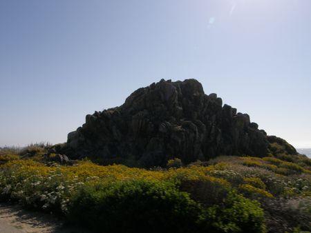 carmel: Carmel por el Oc�ano Pac�fico en California  Foto de archivo