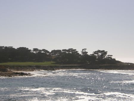 steinbeck: Carmel by the Pacific Ocean in California