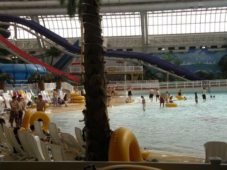 West Edmonton Mall in Canada Editorial