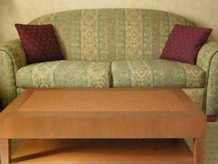Living Room Setting Stock Photo - 5762986
