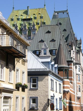 Quebec City in Canada