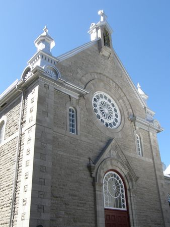royale: Church in Quebec City, Canada