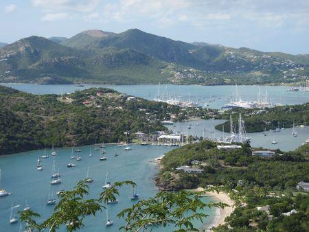 antigua: Antigua in the Caribbean