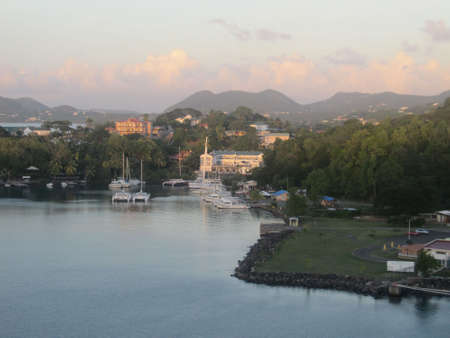 lucia: St Lucia in the Caribbean