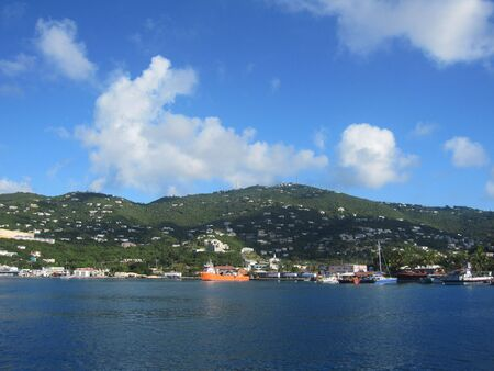 St Thomas in the US Virgin Islands photo
