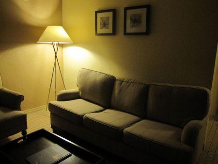 Living Room Stock Photo - 6231857