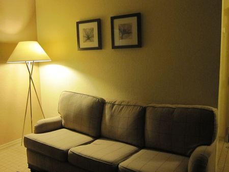 Living Room Stock Photo - 6231856