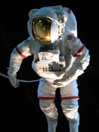 thrust: Astronaut