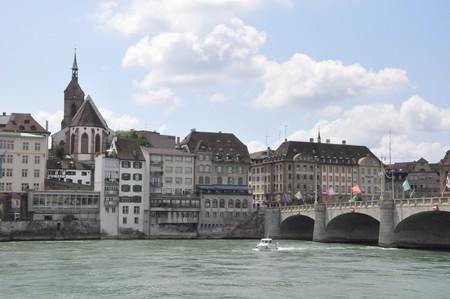 Basel in Switzerland