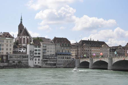 Basel in Switzerland