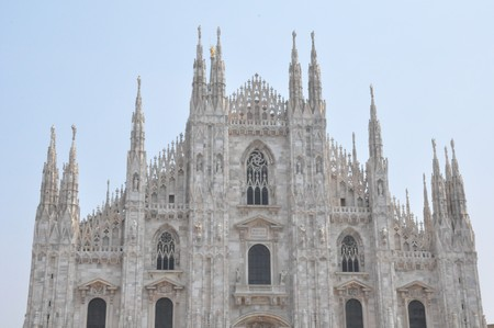 Duomo Cathedral in Milan, Italy Stock Photo - 7663144