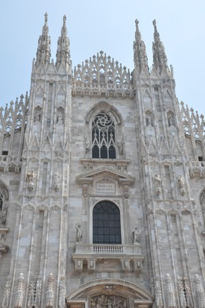 Duomo Cathedral in Milan, Italy Stock Photo - 7662997