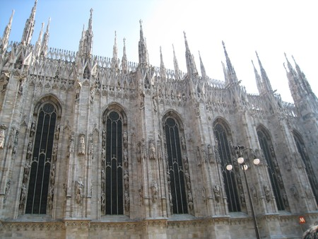 Duomo Cathedral in Milan, Italy Stock Photo - 7662999