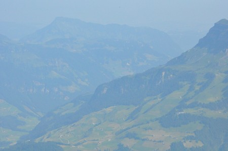 Mount Titlis in Switzerland photo