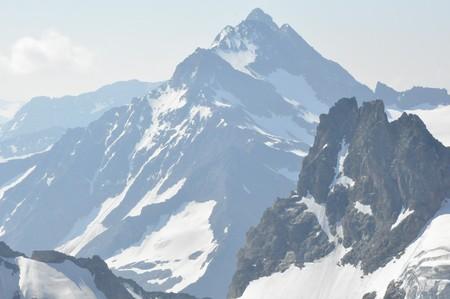 Mount Titlis in Switzerland Stock Photo - 7667313