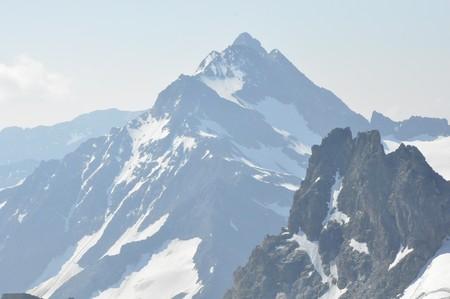 Mount Titlis in Switzerland Stock Photo - 7667327