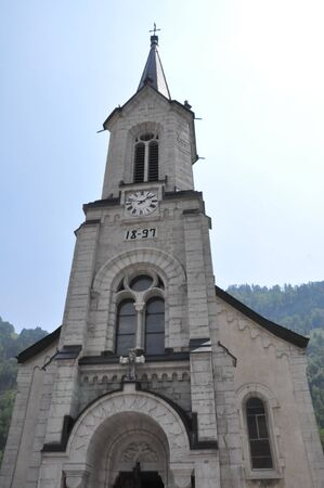 Church in Switzerland photo
