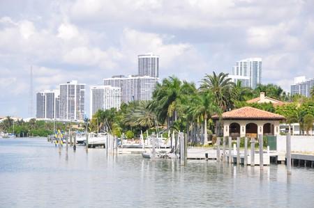 Star & Palm Islands in Miami, Florida photo