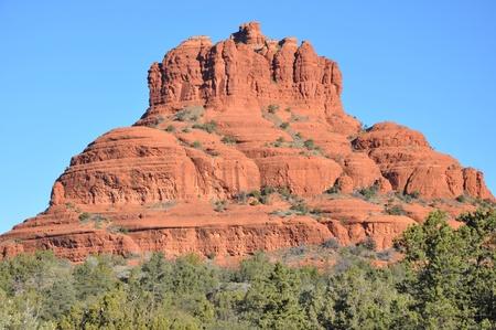 Bell Rock in Sedona, Arizona photo