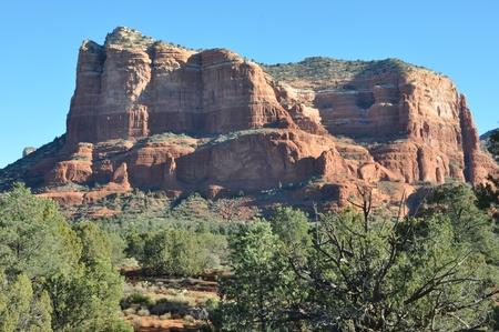 Red Rock in Sedona, Arizona photo