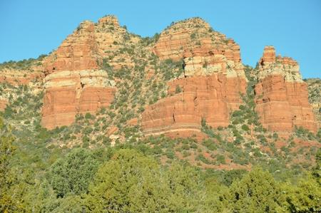 Red Rocks in Sedona, Arizona photo