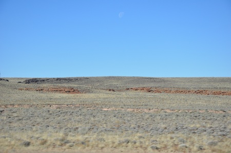 Navajo Reservation in Arizona photo