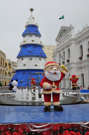 Christmas in Macau