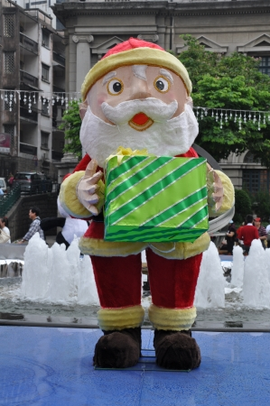 Christmas in Macau photo