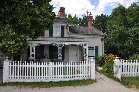 pioneer: Black Creek Pioneer Village in Toronto, Canada