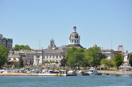 1000 Islands and Kingston in Ontario, Canada