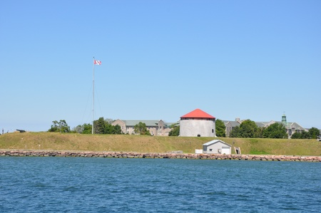 Fort Henry in Kingston, Ontario in Canada