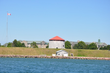 henry: Fort Henry in Kingston, Ontario in Canada Editorial