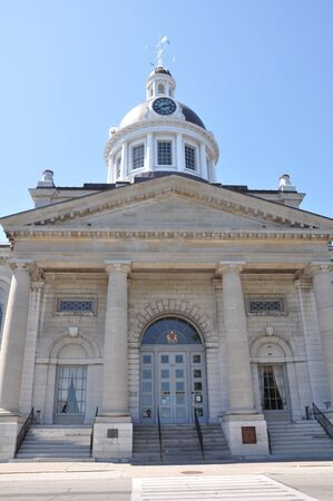 kingston: Kingston City Hall in Ontario, Canada