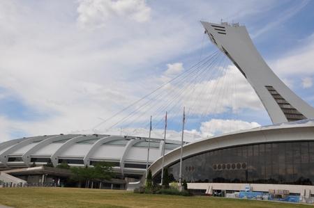 olympic stadium: Olympic Stadium in Montreal, Canada