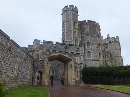Windsor Castle in England Stock Photo - 10592688
