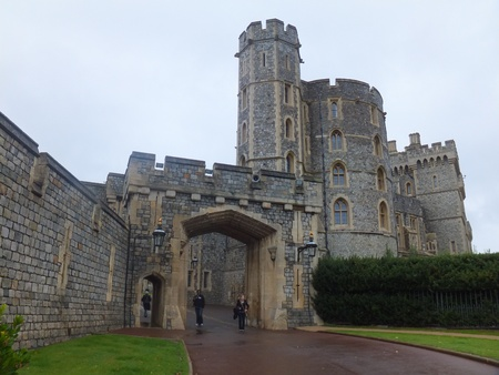 Windsor Castle in England Stock Photo - 10592688