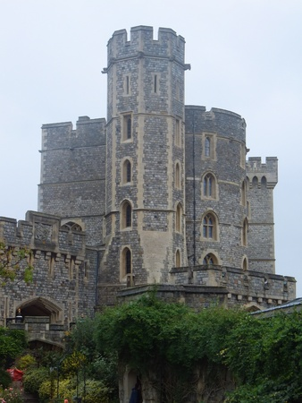 Windsor Castle in England Stock Photo - 10592691