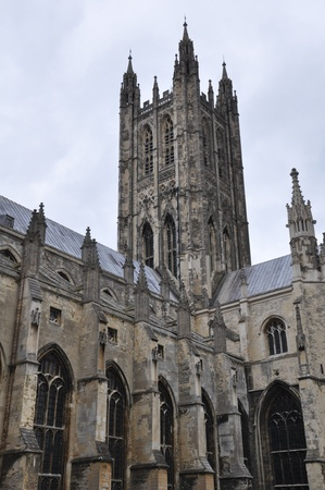 Canterbury Cathedral in England photo