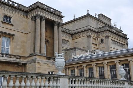 Buckingham Palace in London photo