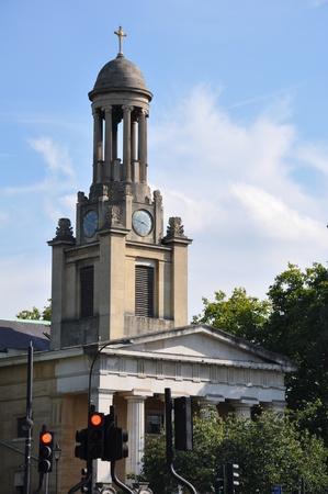 Church in London, England Stock Photo - 12965329