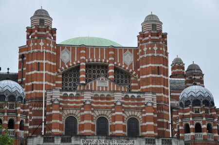 Westminster Cathedral in London, England Stock Photo - 12965324