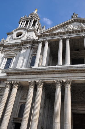 St Paul Cathedral in London Stock Photo - 10789239